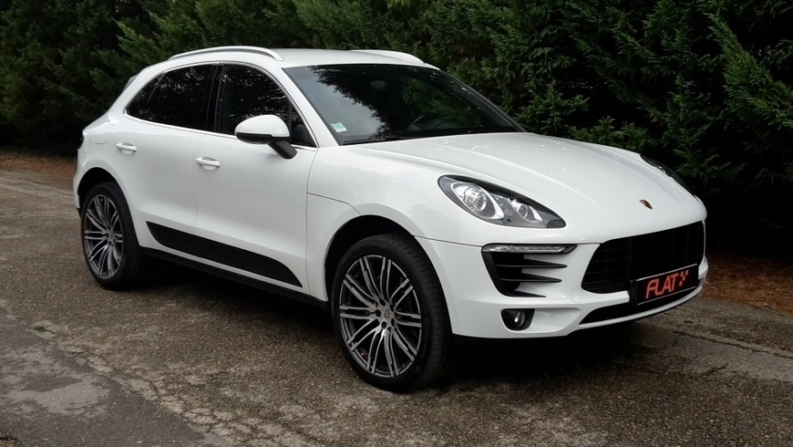 occasion porsche macan s diesel type 95b blanc chez flat 69 lyon r gion rh ne alpes. Black Bedroom Furniture Sets. Home Design Ideas