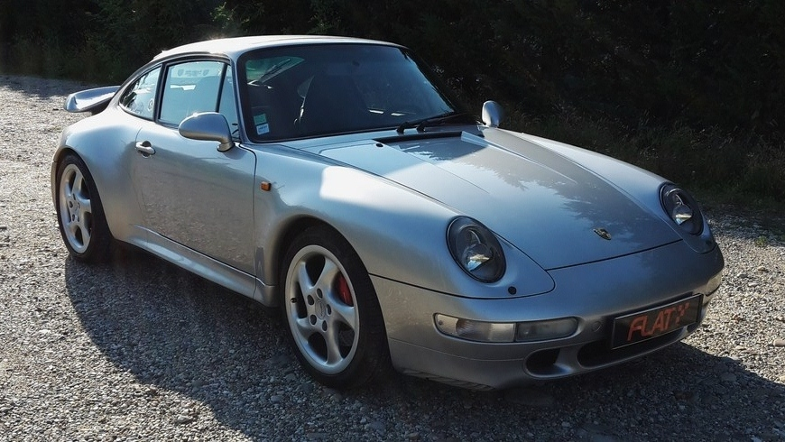 occasion porsche 911 turbo type 993 gris arctique chez flat 69 lyon r gion rh ne alpes. Black Bedroom Furniture Sets. Home Design Ideas