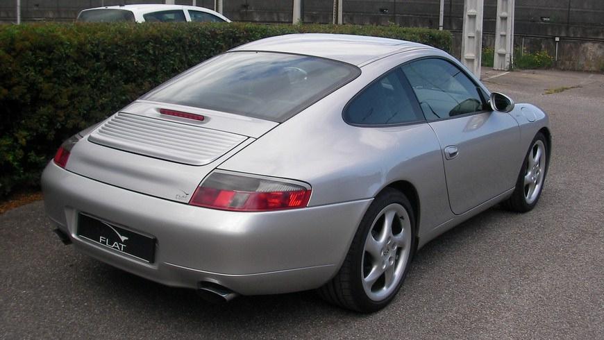 occasion porsche 911 carrera type 996 gris arctique chez flat 69 lyon r gion rh ne alpes. Black Bedroom Furniture Sets. Home Design Ideas