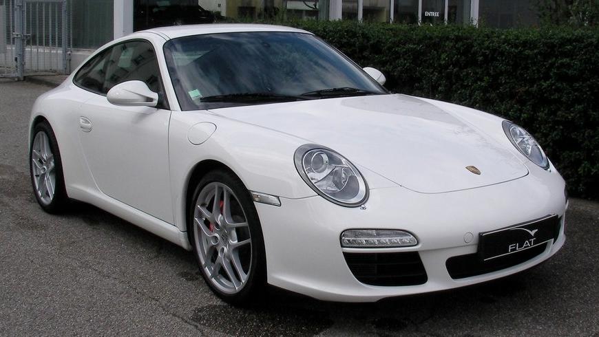 occasion porsche 911 carrera s type 997 blanc carrara chez flat 69 lyon r gion rh ne alpes. Black Bedroom Furniture Sets. Home Design Ideas